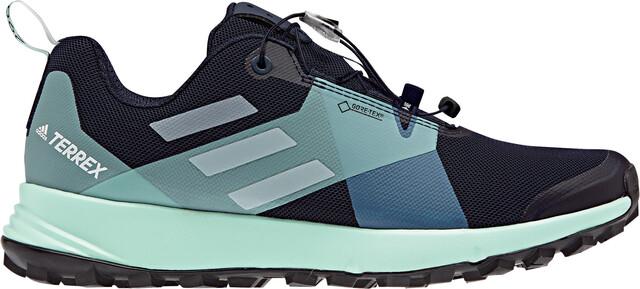 adidas Frauen Terrex Two GTX Trail Running Schuh legend